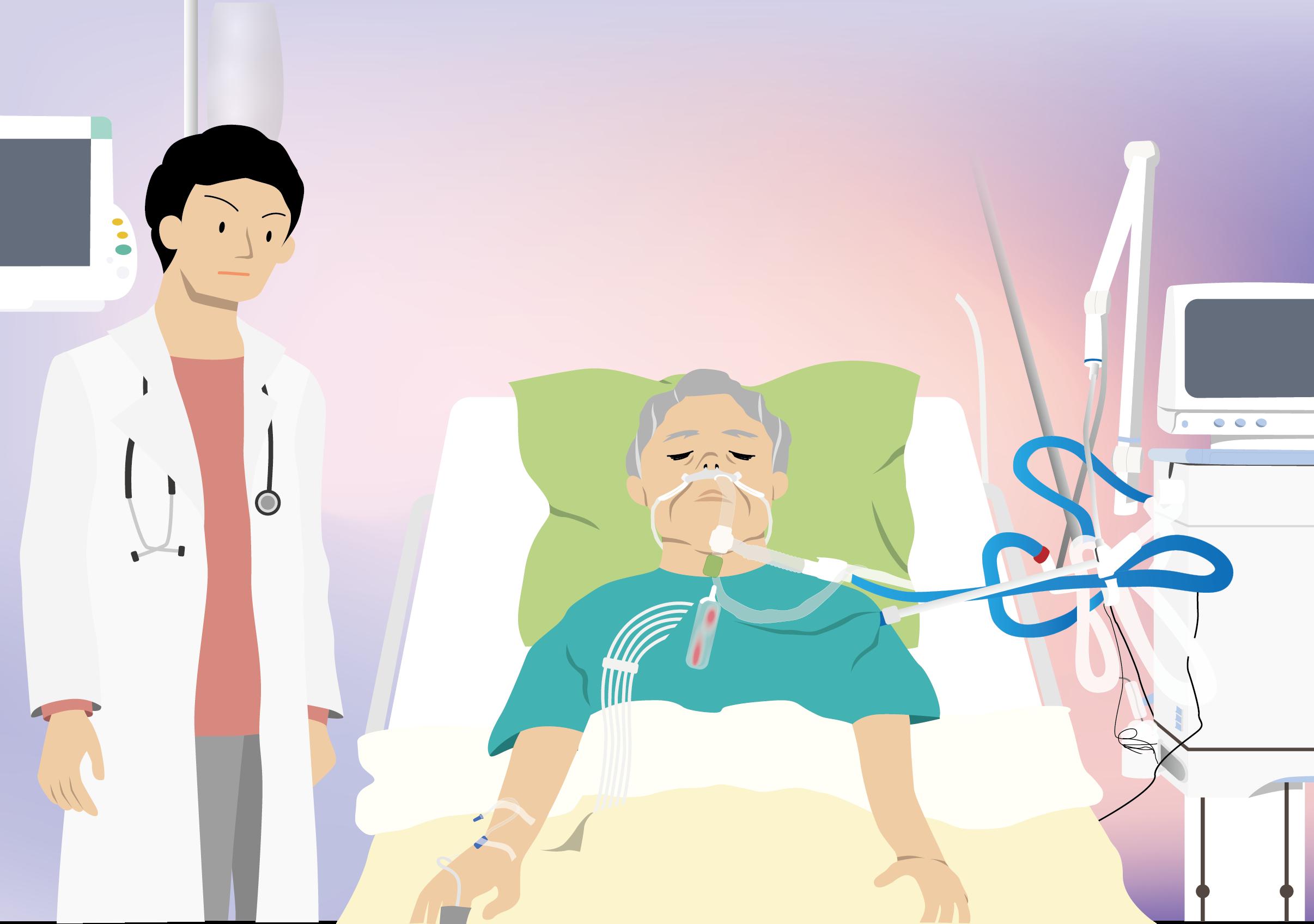 心不全患者に、私たちができること―緩和ケアの現場から―